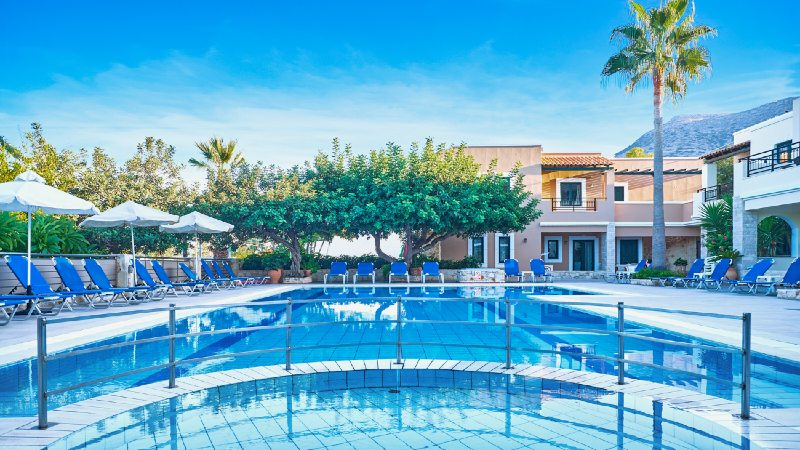 Dionysos Stalis Crete Holidays Hotel